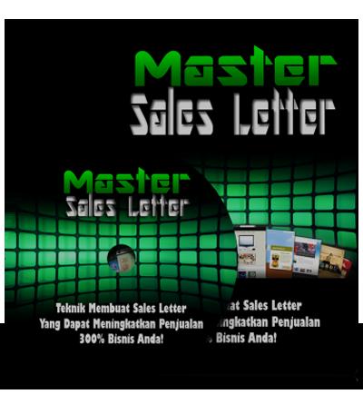 panduan membuat salesletter